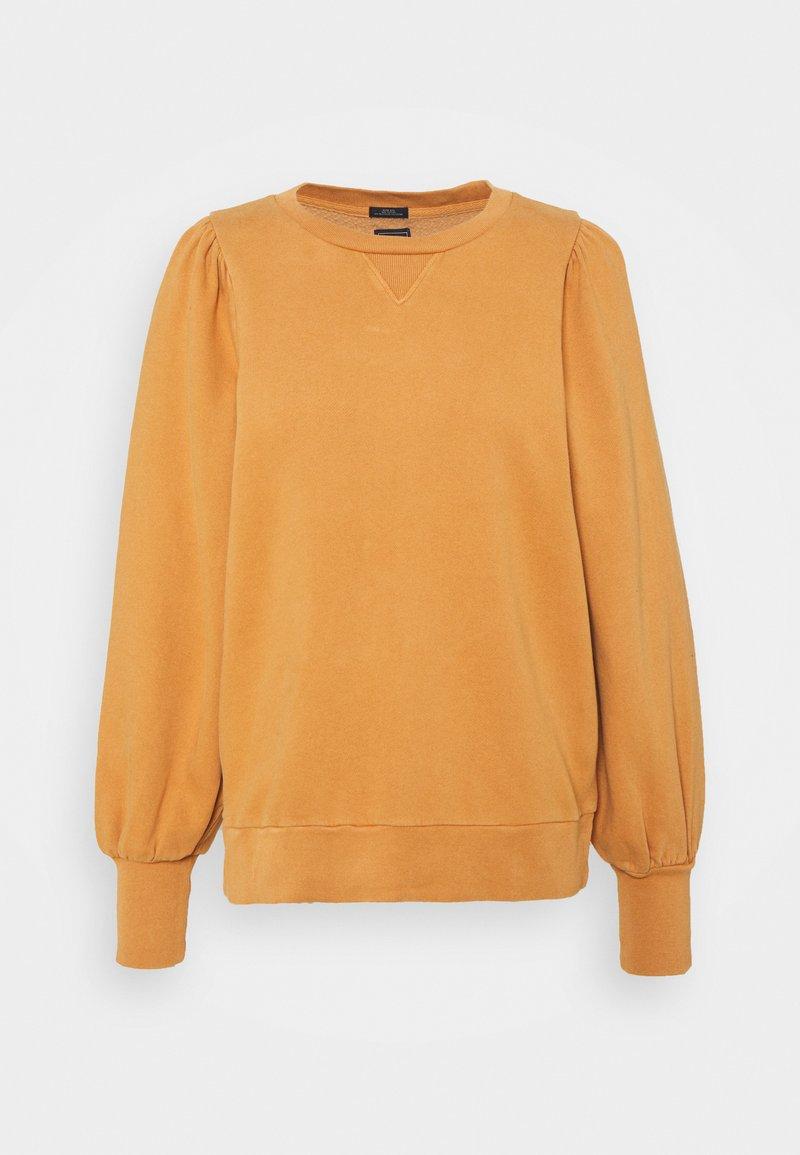 GAP - PUFF - Sweatshirt - adobe clay
