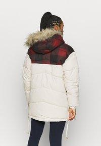 Icepeak - ALABAMA - Płaszcz zimowy - natural white - 2