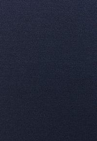 Zign - Basic T-shirt - dark blue - 2
