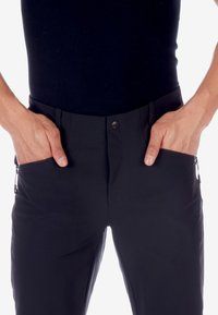 Mammut - MACUN - Trousers - black - 2
