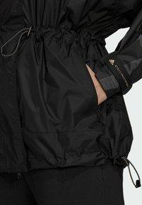 adidas by Stella McCartney - Chaqueta outdoor - black - 4