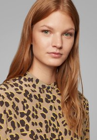 BOSS - EFELIZE - Button-down blouse - multi-coloured - 3