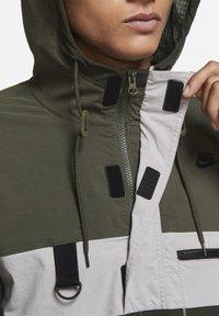 Nike Sportswear - Outdoor jacket - college grey/black - 2