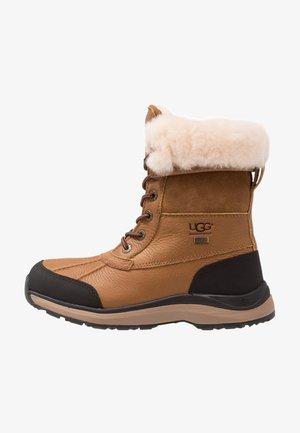 ADIRONDACK III - Winter boots - chestnut