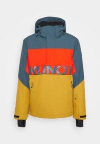 TRISTIN MENS JACKET - Snowboard jacket - camel brown