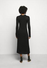 House of Dagmar - STINA - Jumper dress - black - 2