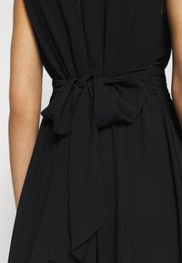 Vila - VIMILINA LONG DRESS - Occasion wear - black - 5