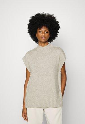 T-shirt basic - pebble melee