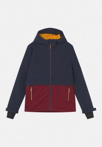 KOW - Soft shell jacket - bordeaux