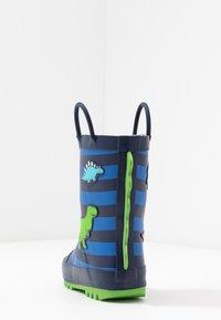 Chipmunks - JURASSIC - Wellies - dark blue - 4