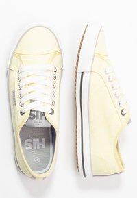 H.I.S - Tenisky - yellow - 3