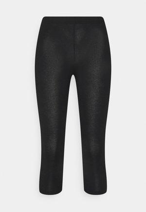 PCKIKI KNICKERS - Pyjama bottoms - black