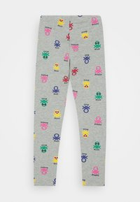 Benetton - FUNZIONE GIRL - Leggings - grey - 1