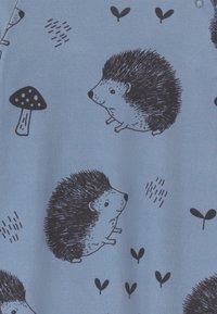 Walkiddy - HAPPY HEDGEHOGS BABY UNISEX - Pyjamas - blue - 2