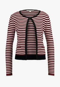 Morgan - Cardigan - rouge/off white - 3