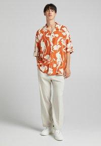 Bershka - Shirt - orange - 1