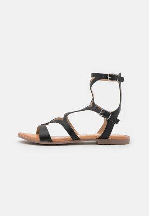 Sandales classiques / Spartiates - black