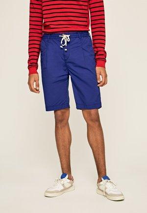 PIERCE - Shorts - azul