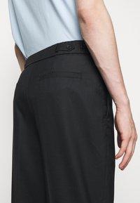 Holzweiler - TROUSER - Trousers - black - 4