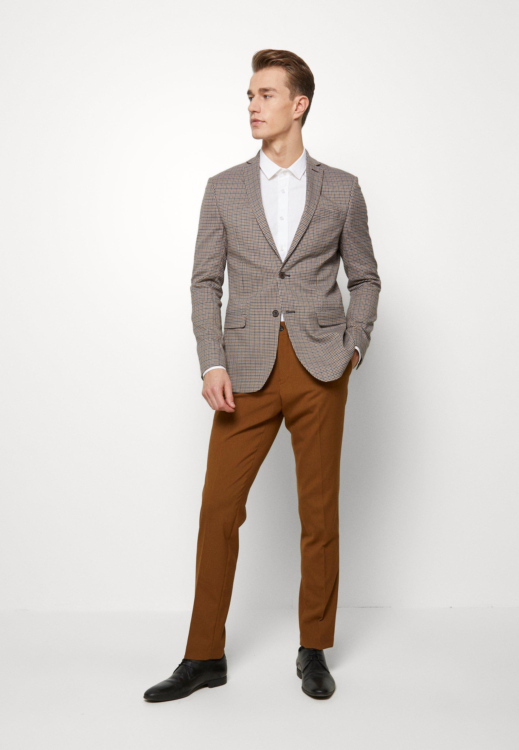 Men HERITAGE GINGHAM - Blazer jacket