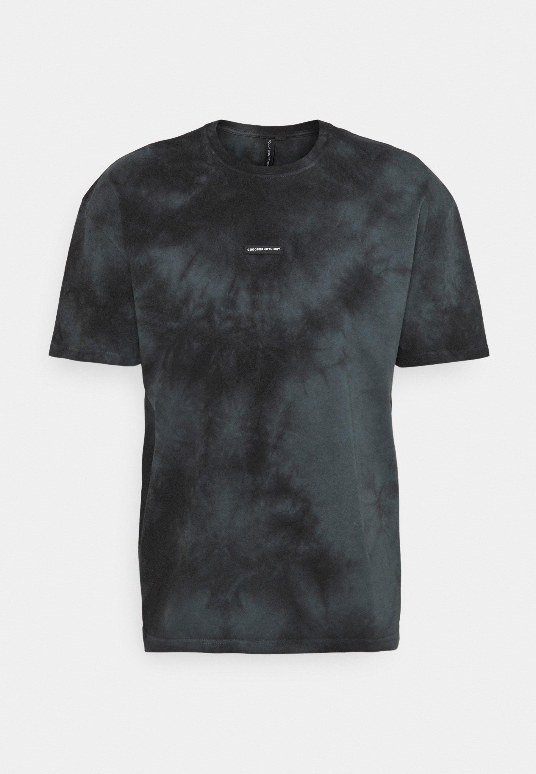 Women OVERSIZED TIE DYE UNISEX - Print T-shirt