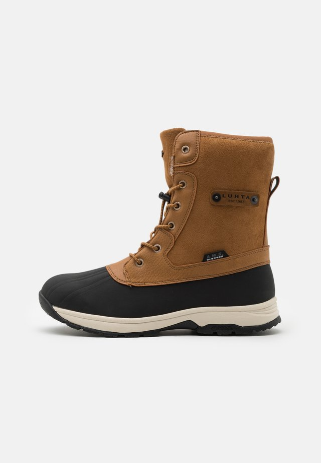 TUTTU - Winter boots - hazel
