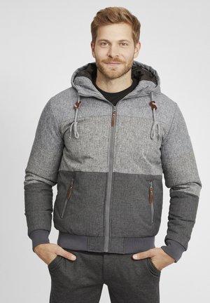 HANNIBAL - Winter jacket - light grey mix