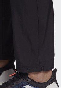 adidas Performance - ADAPT JOGGERS - Träningsbyxor - black - 7