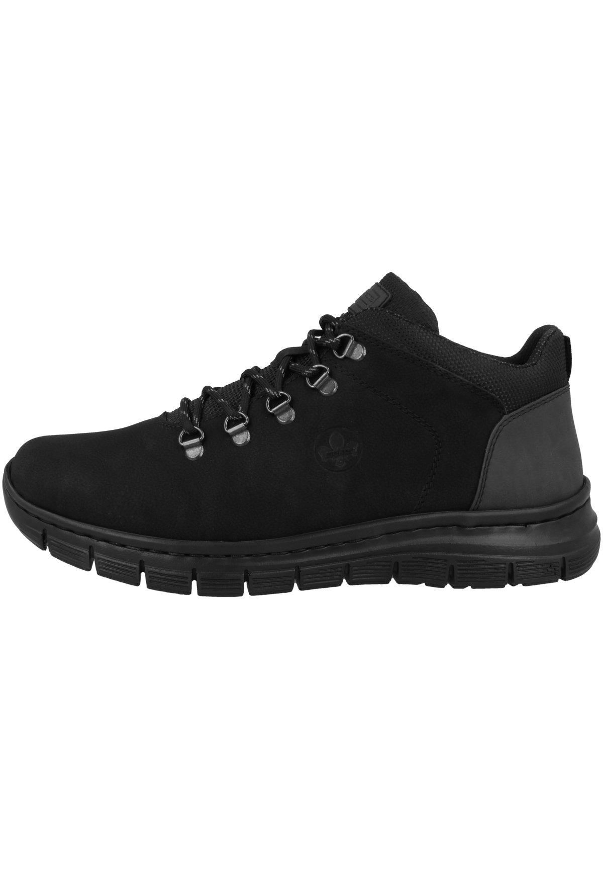 Homme Chaussures à lacets - black-black-lead