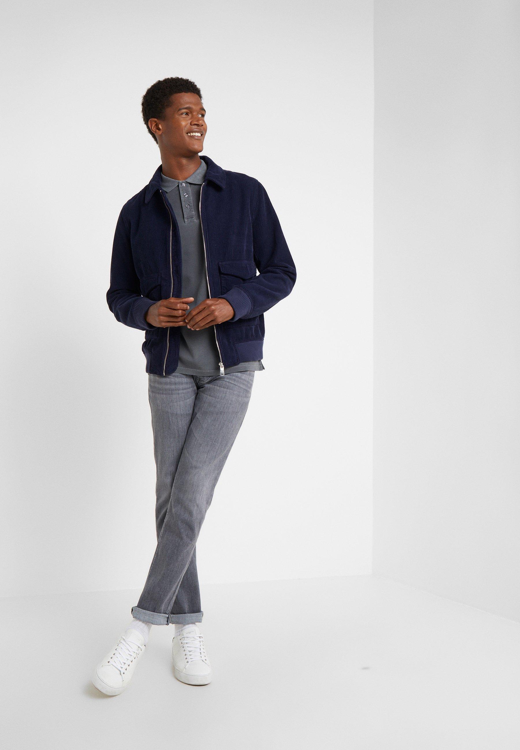 JOOP! Jeans AMBROSIO - Poloskjorter - anthra
