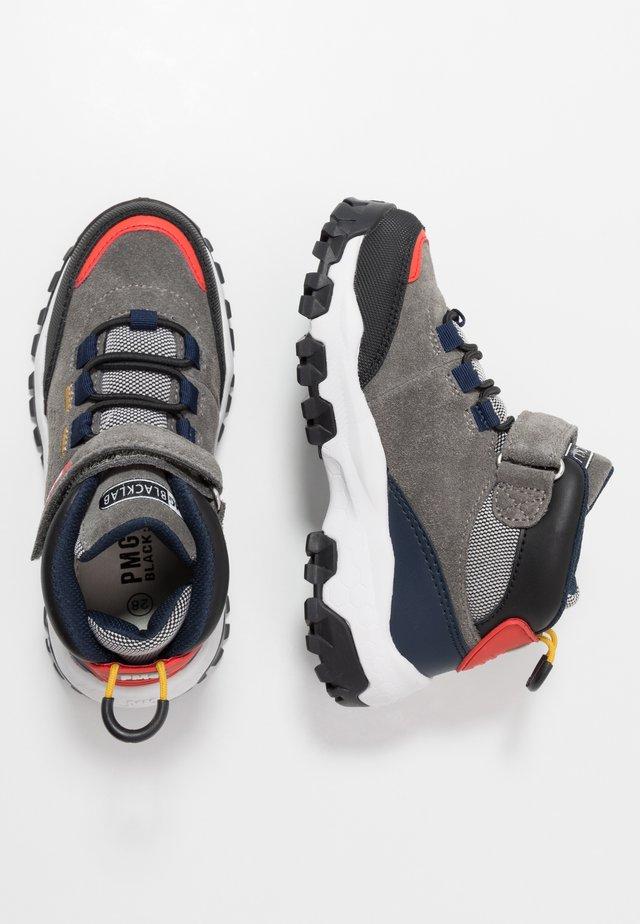 Sneakers hoog - grigio/nero