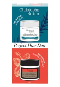 Christophe Robin - PERFECT HAIR DUO - Hårsæt - - - 1