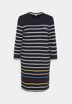 LONGSHORE DRESS - Day dress - navy
