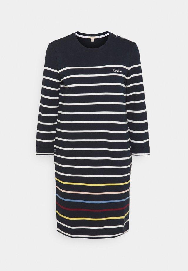 LONGSHORE DRESS - Denní šaty - navy