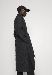 Bruuns Bazaar - AZAMI LINETTE COAT  - Winter coat - black - 4