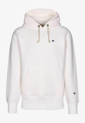 HOODED - Sweat à capuche - white