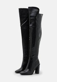 RAID - CYNTHIA - Laarzen met hoge hak - black - 2