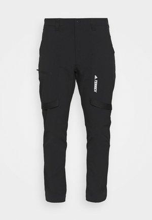 ZUPAHIKE  - Pantalons outdoor - black