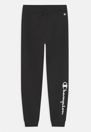 AMERICAN CLASSICS CUFF UNISEX - Pantaloni sportivi - black