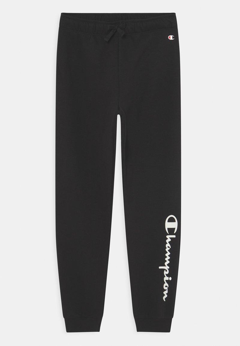 Champion - AMERICAN CLASSICS CUFF UNISEX - Pantaloni sportivi - black