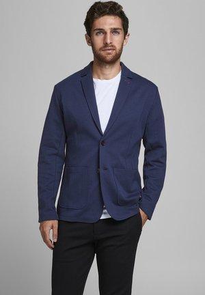 KLASSISCHER - Blazer jacket - navy blazer