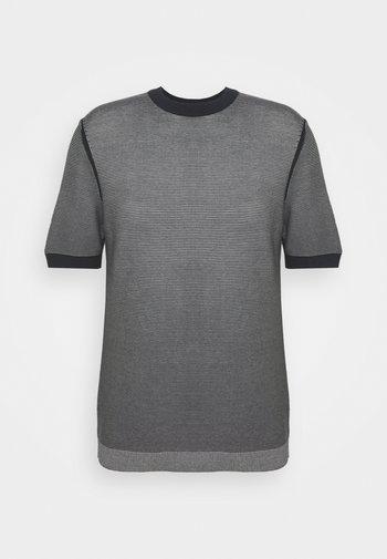 TODD TEE - T-shirt imprimé - basalt