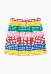 Benetton - Áčková sukně - multi-coloured - 0