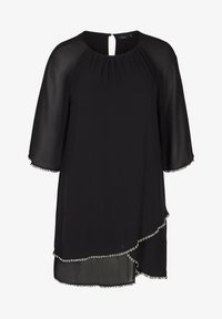 Zizzi - WITH 3/4-LENGTH SLEEVES - Tunic - black - 3