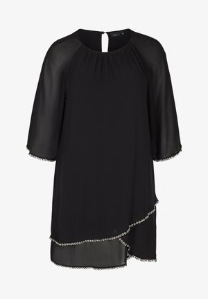 WITH 3/4-LENGTH SLEEVES - Tunika - black