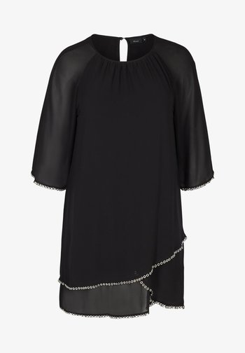 WITH 3/4-LENGTH SLEEVES