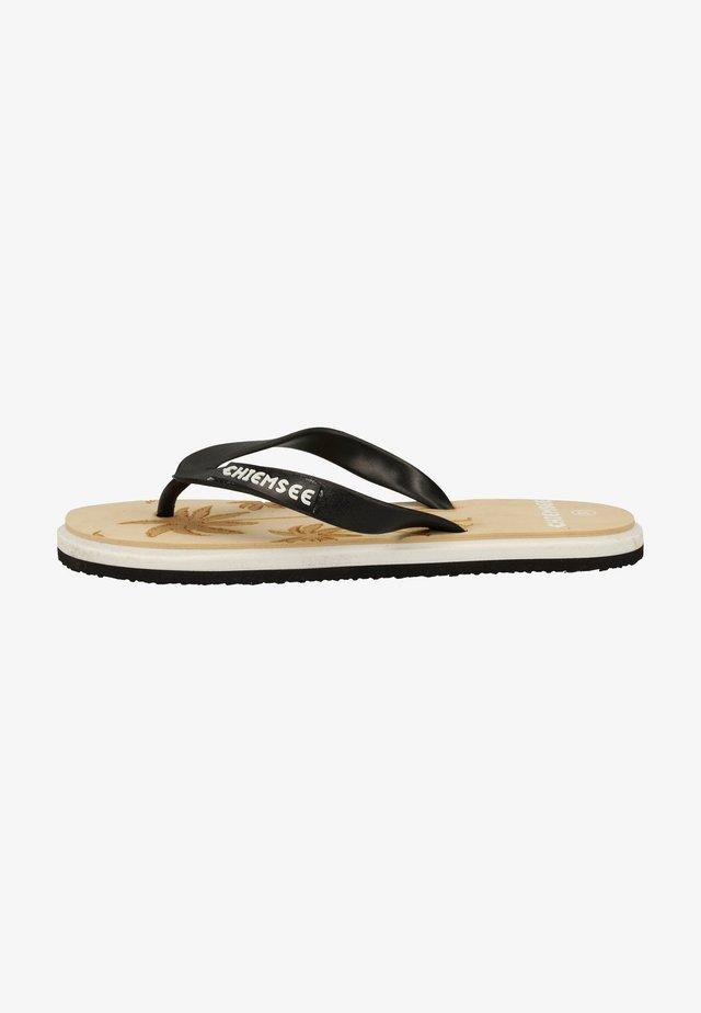 Sandales de bain - beige