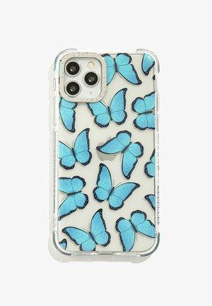 BUTTERFLY SHOCK CASE - IPHONE 7 PLUS & 8 PLUS - Phone case - blue