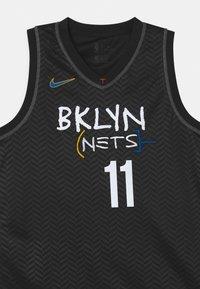 Nike Performance - NBA CITY EDITION BROOKLYN NETS KYRIE IRING UNISEX - Club wear - black - 2