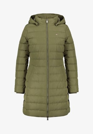 TJW - Down coat - oliv